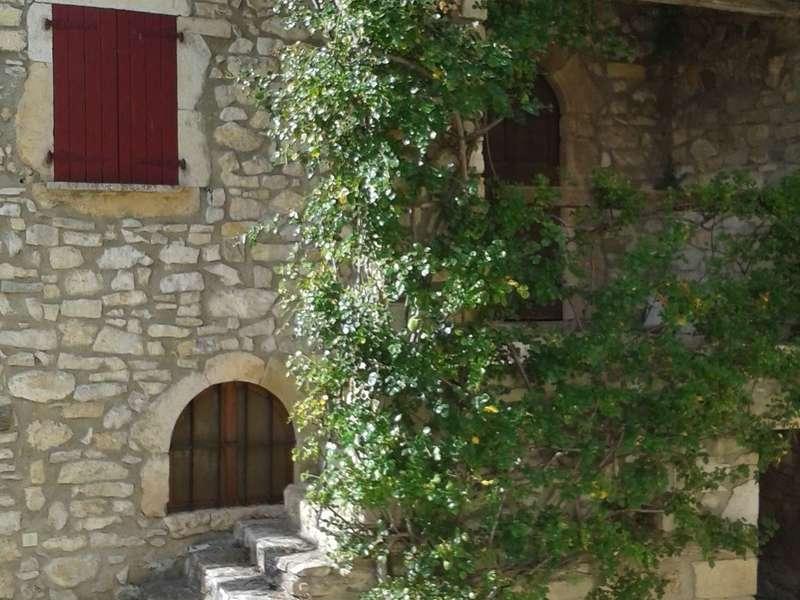 Le joli village de Cobonne