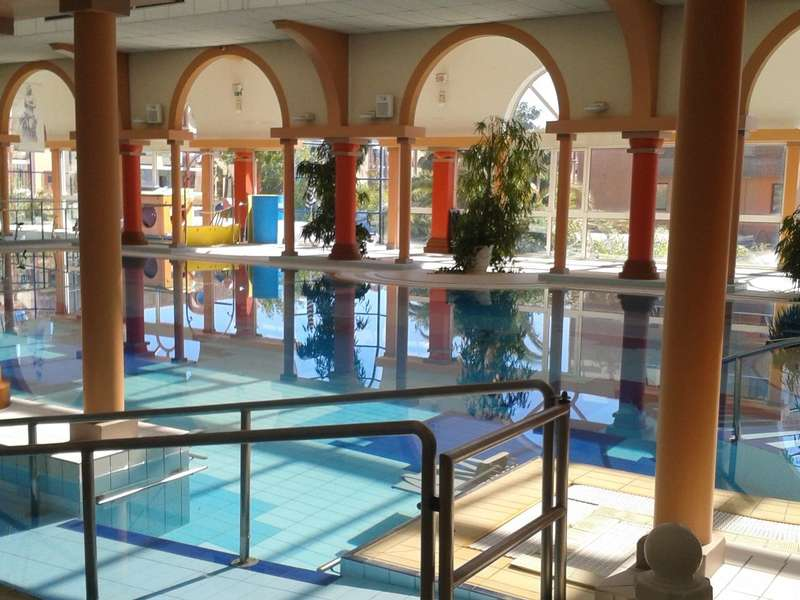 La piscine de mobilisation