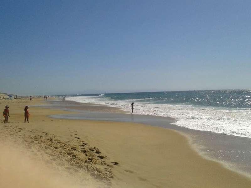 La plage de Messanges