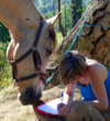 communication animale avec Lisa Palot