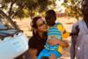 Oriane Djedi chiropracteur à Mulhouse en voyage humanitaire