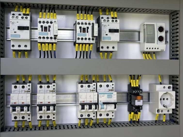 Tableau électrique - Pluvigner