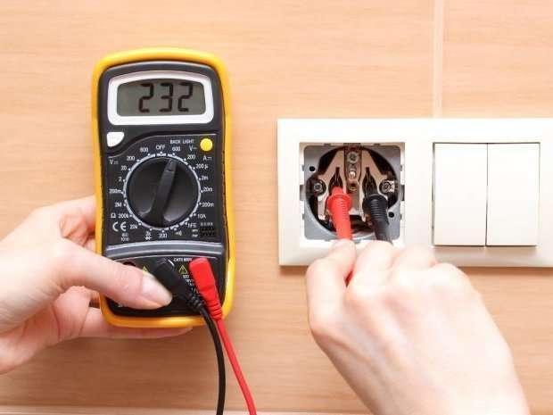Mesure de tension électrique - Abelec 56