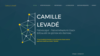 exemple site internet bien etre camille-levad-psychologue