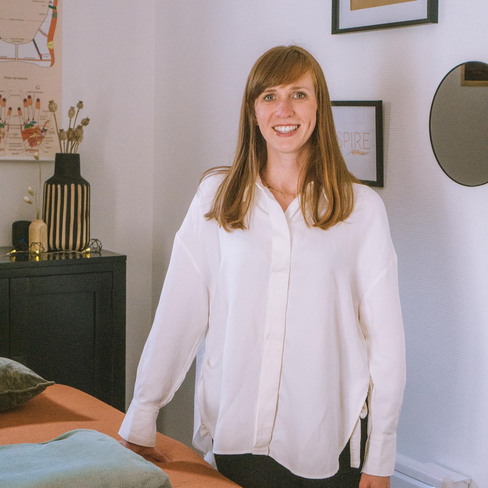 Justine  Lacourte , réflexologie àValloire (73450)