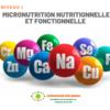 micronutrition naturopathique nutritionnelle et fonctionnelle
