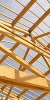 Rénovation Chaumond , Charpente à Trèbes