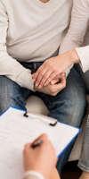 Chantal Goffin, Psychothérapie à Mériel