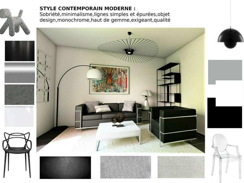 style_contemporain