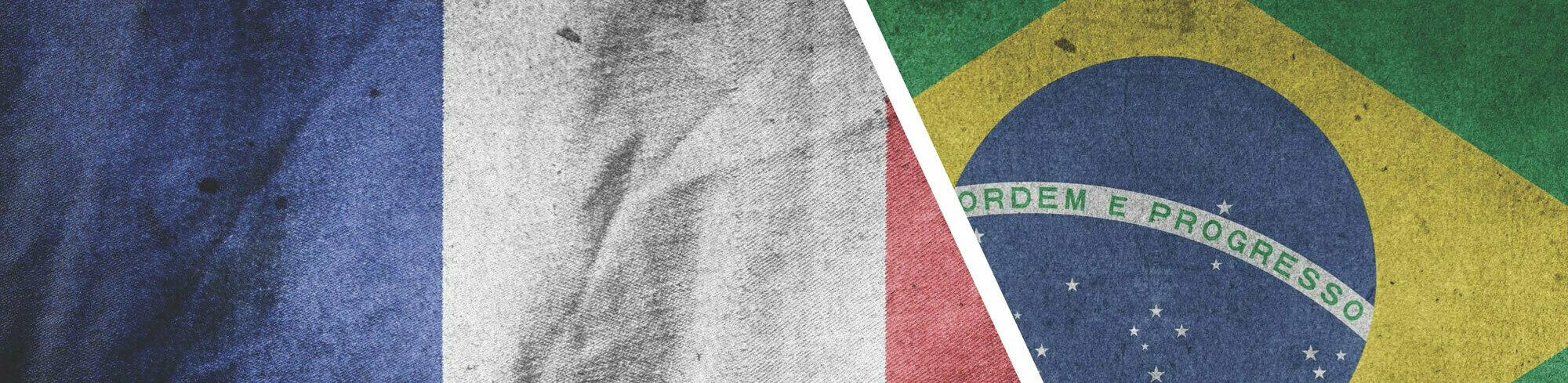 drapeau Avocats franco-brésilien