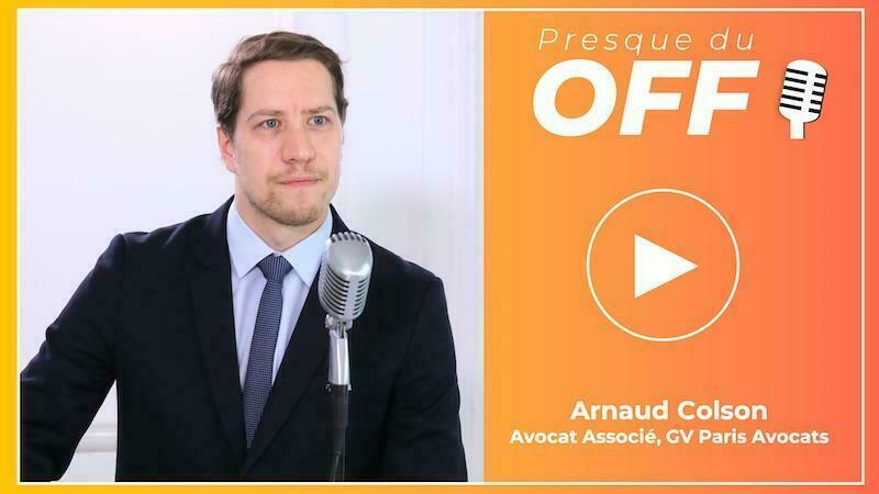 Arnaud Colson - Interview