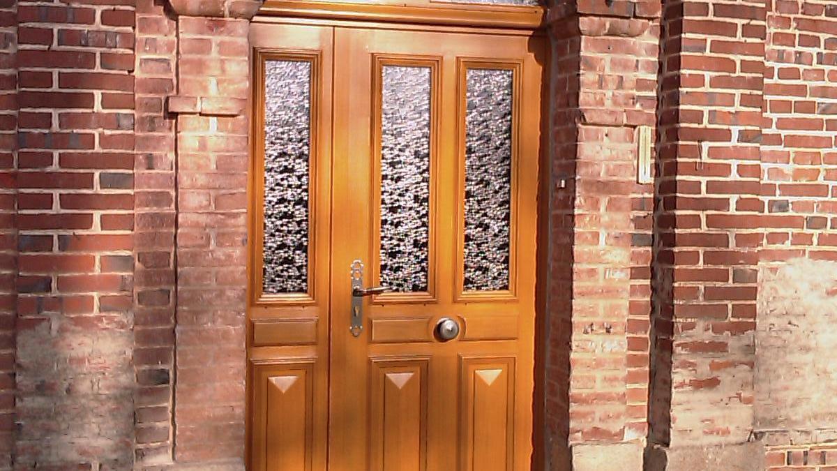 fabrication de portes