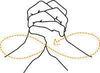 Mobilisation des poignets, marie messager ostéopathe à nandy, proche de Savigny le temple, cesson, vert saint denis, saint pierre du pairie, seine port, melun, moisie cramayel