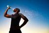 boire de l'eau pendant et après un marathon, récupération marathon