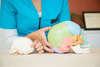 crâne bébé adulte ostéopathe spécialisé en pédiatrie à Nandy 77  seine et marne