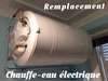 Remplacement chauffe eau électrique Montfermeil 93370