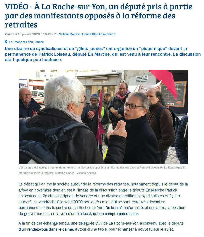 Publié le 10 janvier 2020 - France Bleu Loire Océan