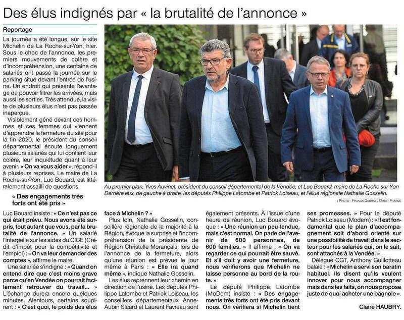 Publié le 11 octobre 2019 - Ouest-France