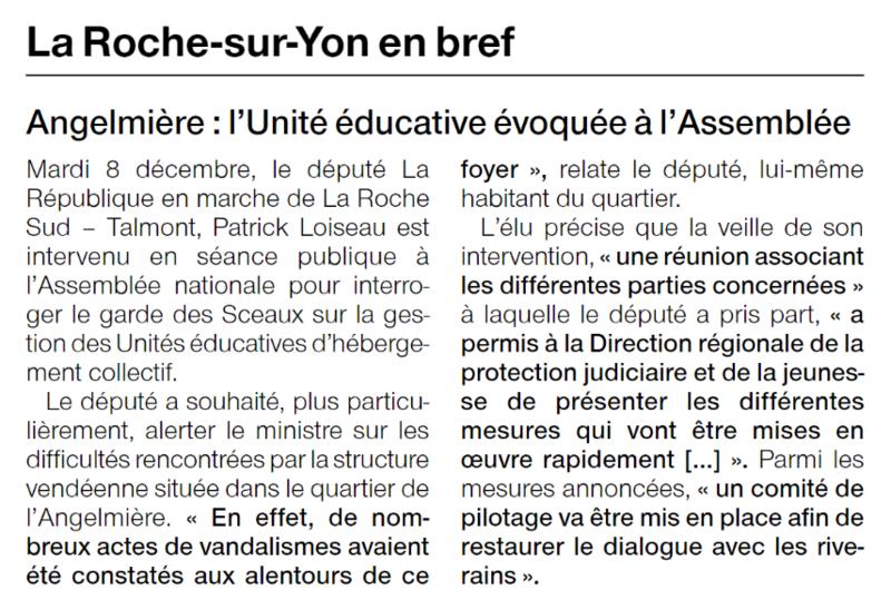 Publié le 12 décembre 2020 - Ouest-France