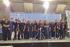 équipe d'ostéopathe de pro osteo sur semi marathon de disneyland paris