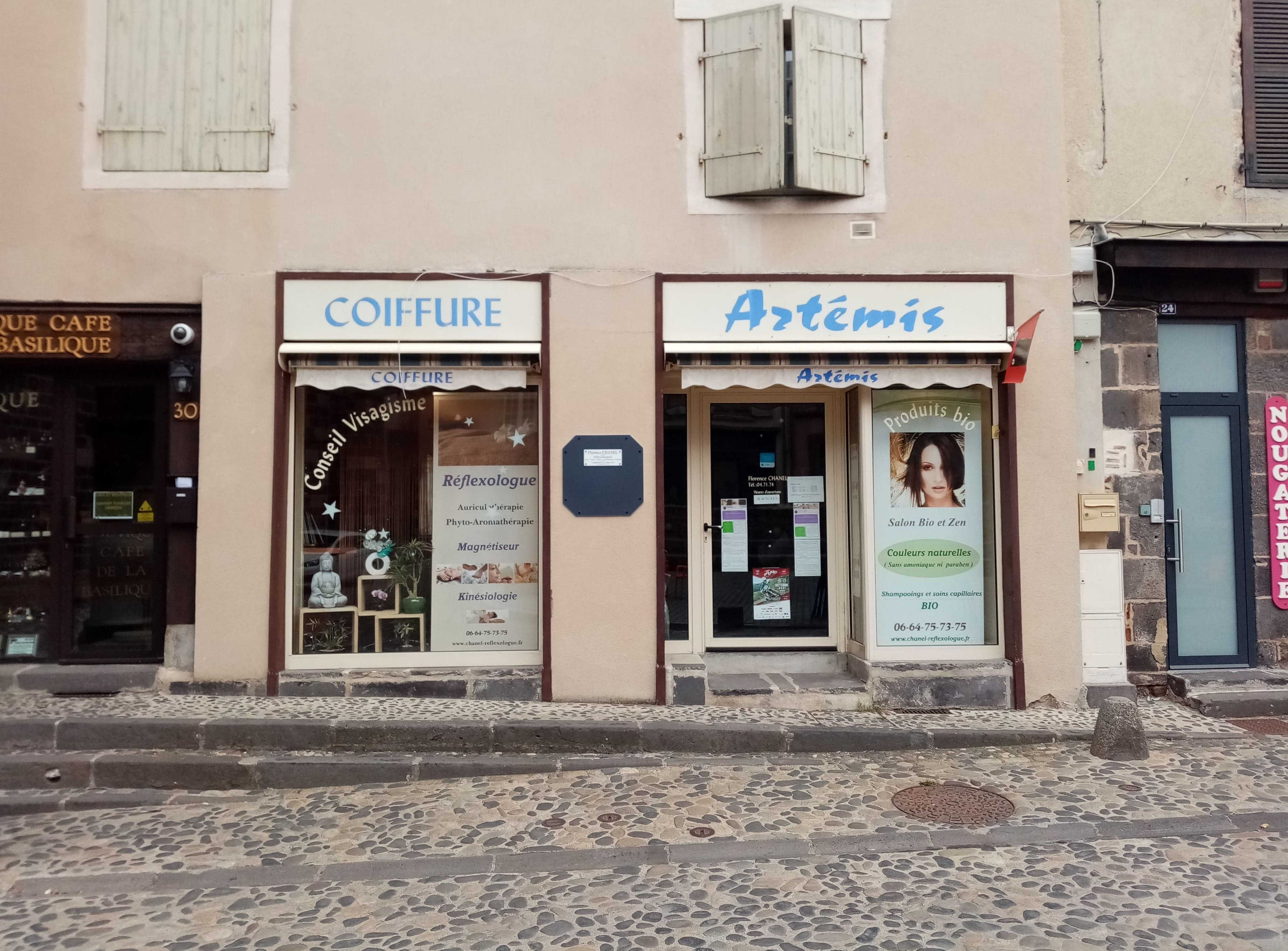 Cabinet de médecines douces rue Savaron 43 100 Brioude