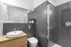 Salle de bain rénovée à Paris