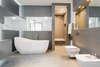 baignoire sabot salle de bain