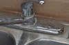 traces eau evier robinet depots mineraux