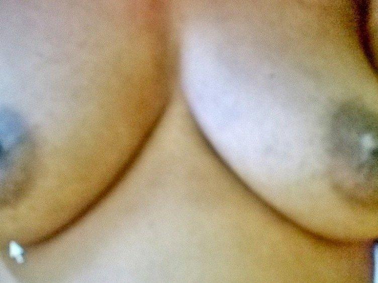 Ptose mammaire photo de départ