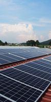 Labousplombelec, Installation de panneaux solaires à Brest