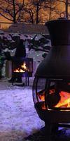 Labousplombelec, Poêle à granulé de bois à Morlaix