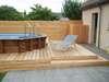 Construction d'abris et pergola en bois