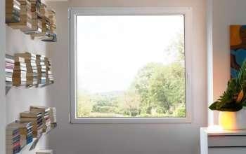 Rénovation de menuiseries aluminium Menuiseries aluminium avec un clair de vitrage optimisé