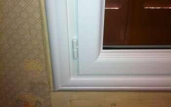Rénovation de menuiseries PVC Couvre joints moulurés intérieurs