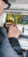 ASPV, Rénovation des installations électriques à Le Muy