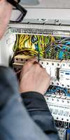 ASPV, Rénovation des installations électriques à Roquebrune-sur-Argens