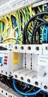 ASPV, Rénovation des installations électriques à Le Cannet-des-Maures