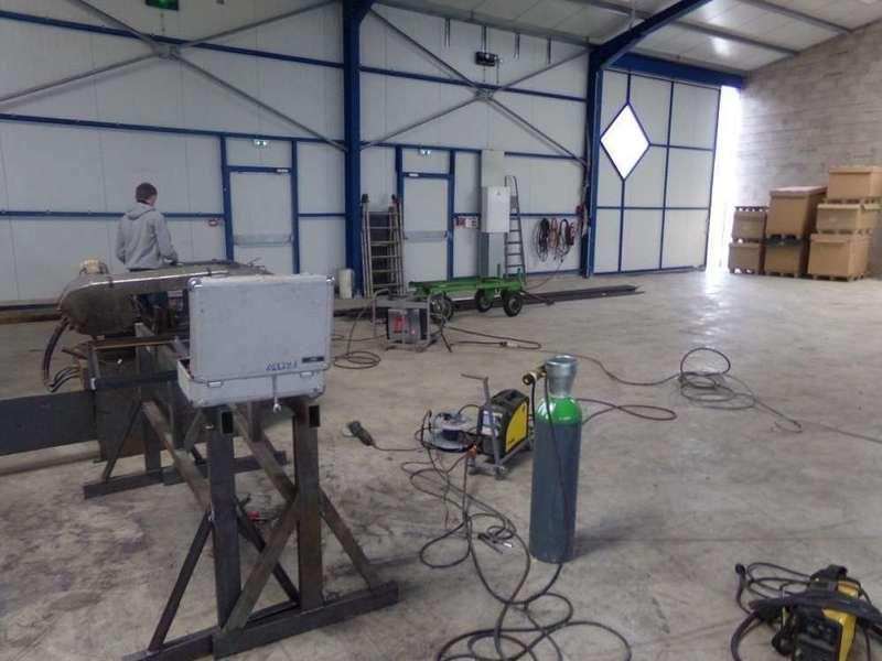 Notre Atelier de Chaudronnier Métallier à BEUVRAIGNES (80700)
