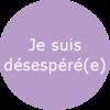 Groupe Désespoir - Fleurs de Bach
