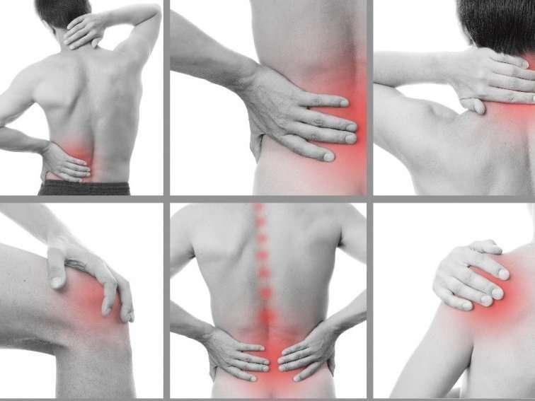 Prise en charge des douleurs articulaires