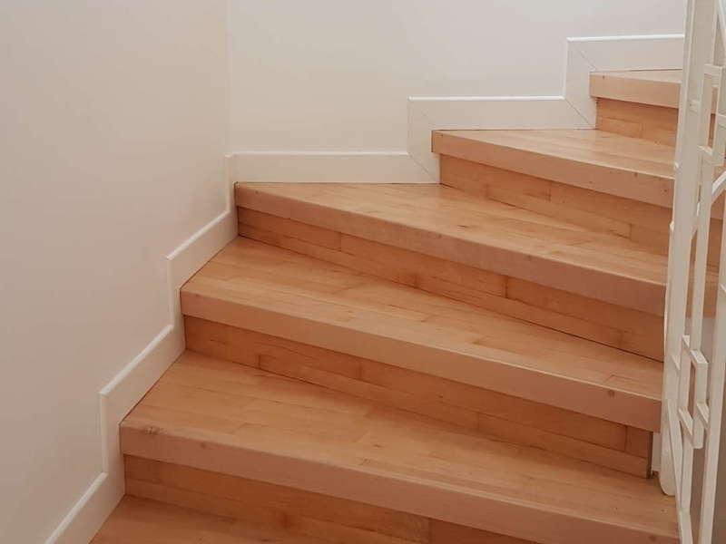 Escalier Parqueté