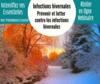 Infections hivernales prévenir et guérir