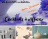Cocktails à diffuser