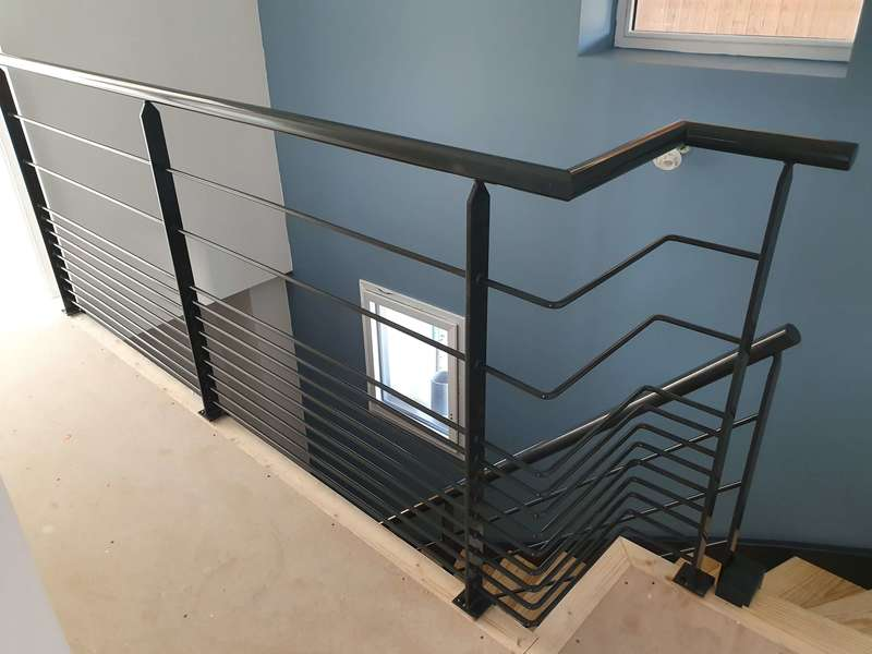 escalier_metal_bois