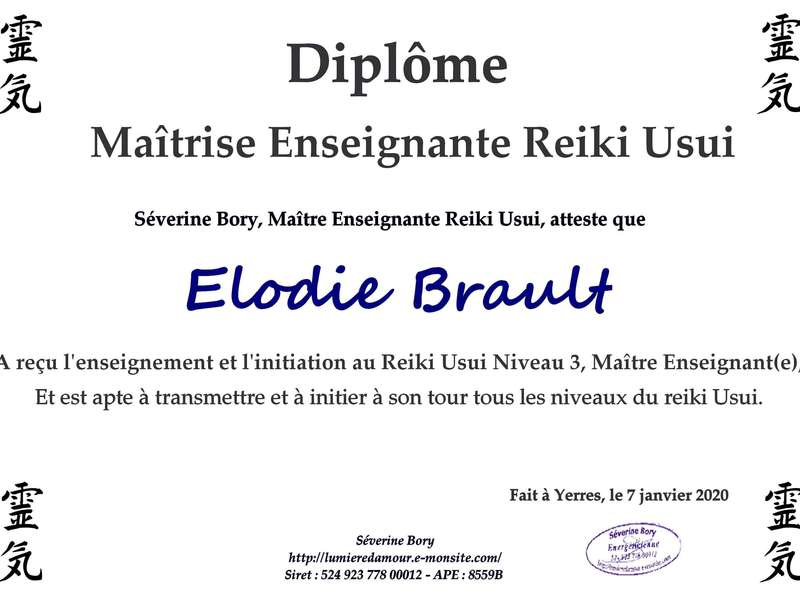 elodie_brault_diplomet_reiki_maitre_2