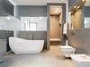 PLOMBERIE BERGES, aménagement de salle de bain à Coarraze (64800)