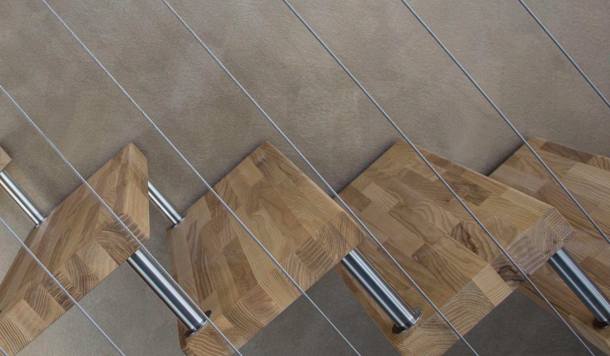 Escalier Val D Oise réalisation d'escalier en bois sur mesure val-d'oise (95)