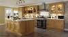 Sopenh - Cuisines équipées haut de gamme et luxe - modèle VESINAY CHENE MASSIF