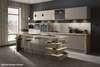 Sopenh - Cuisines équipées haut de gamme et luxe - modèle EASY CACHEMIR
