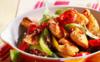 Recette diététique : blanc de poulet en piperade